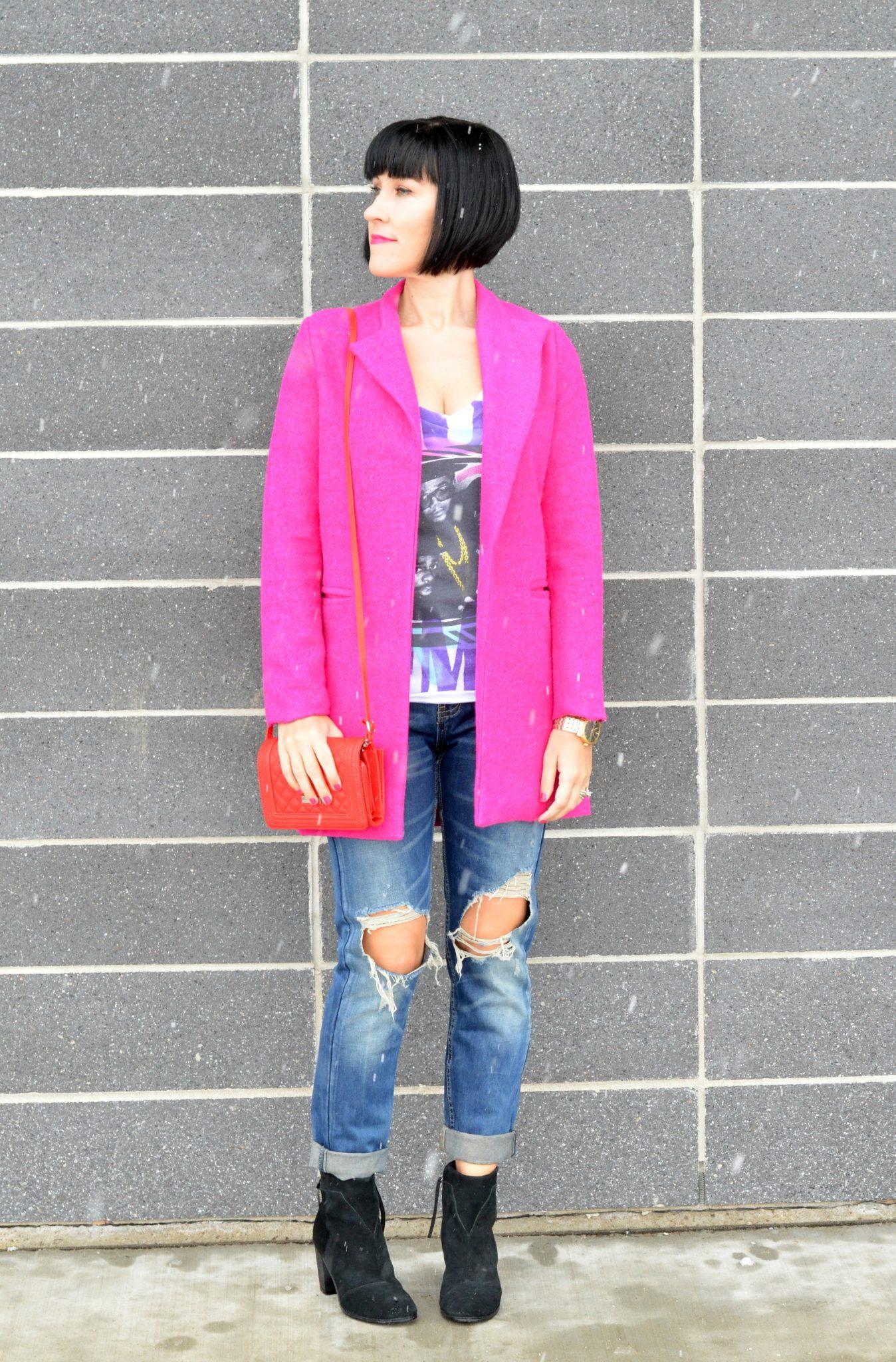 Hot Pink Coat (1)