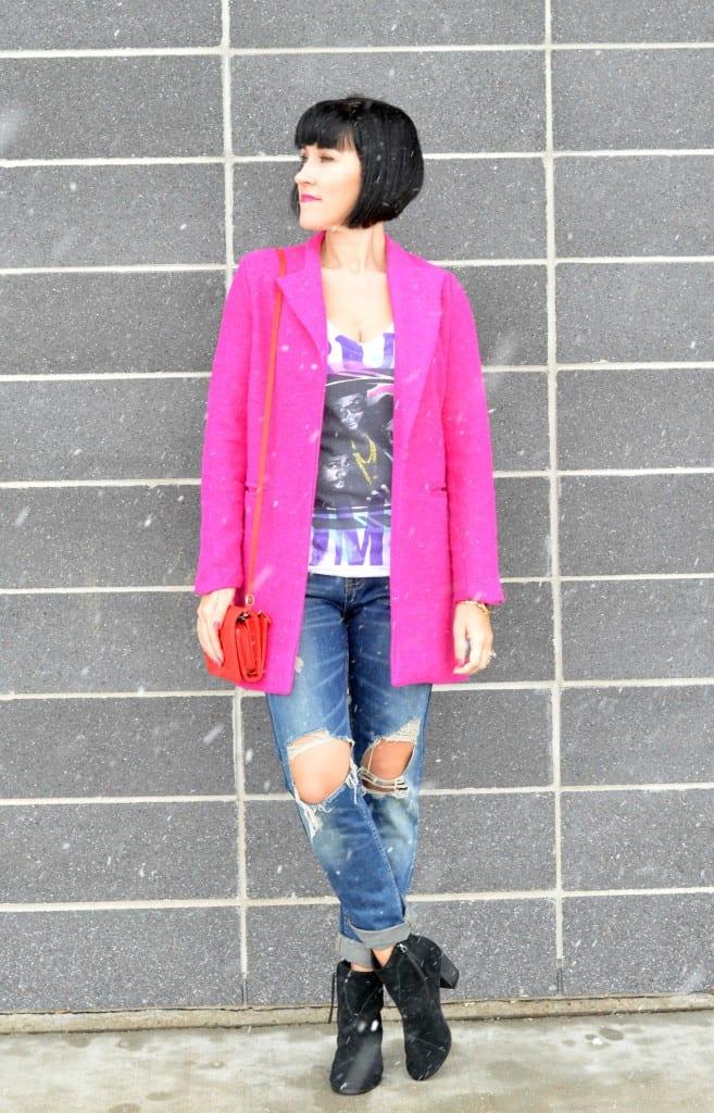 Hot Pink Coat (2)