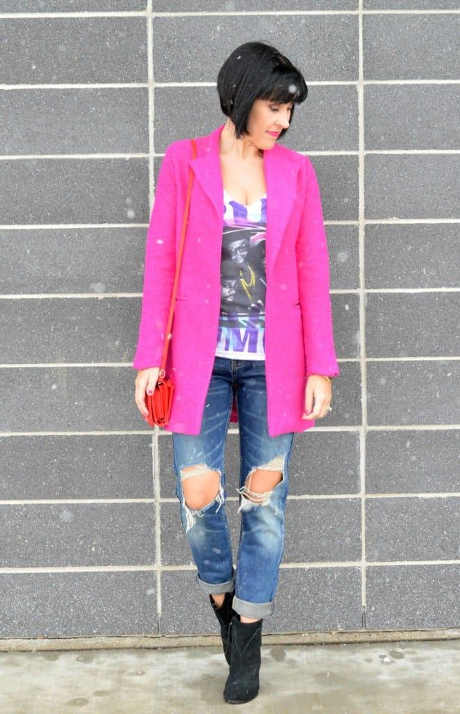 Hot Pink Coat (3)
