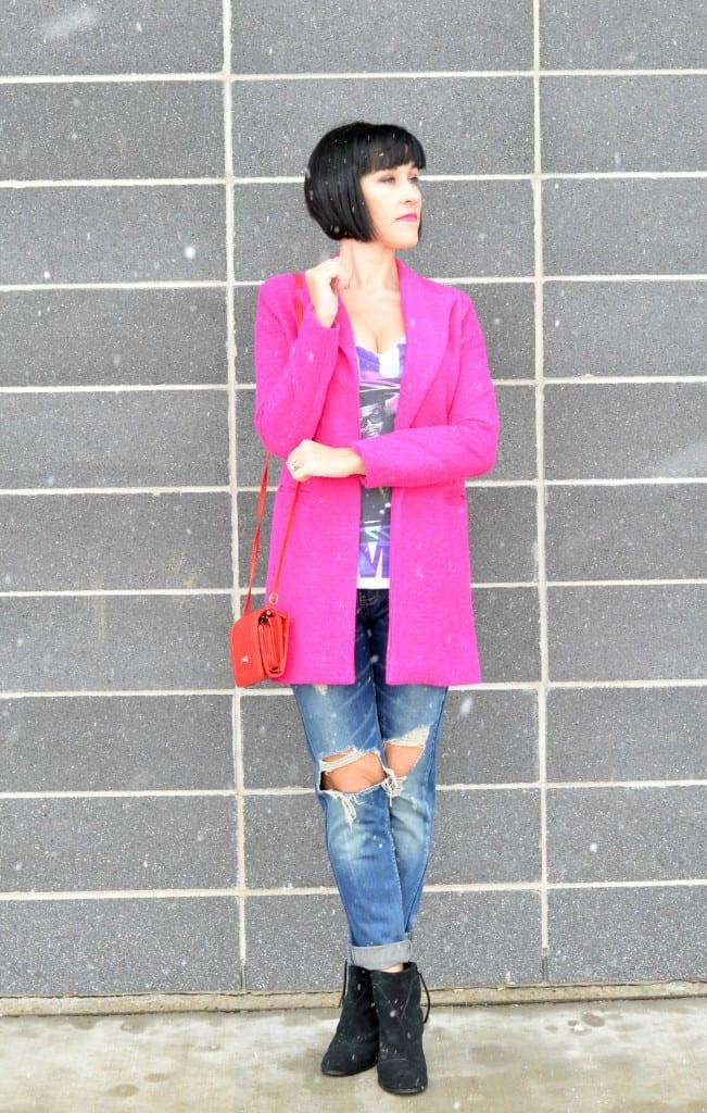 Hot Pink Coat (4)