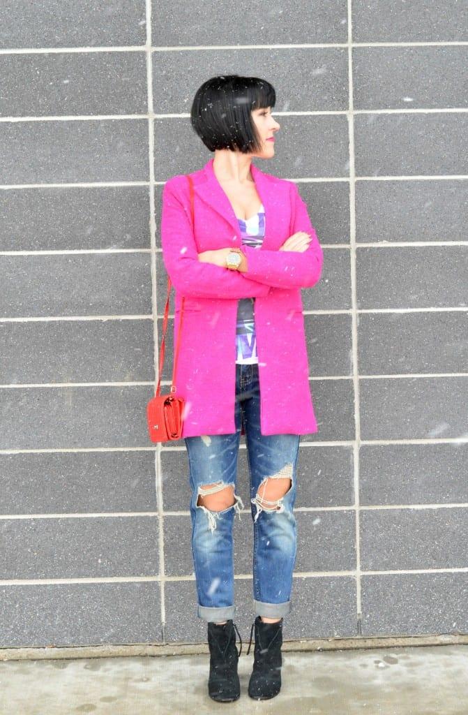 Hot Pink Coat (5)