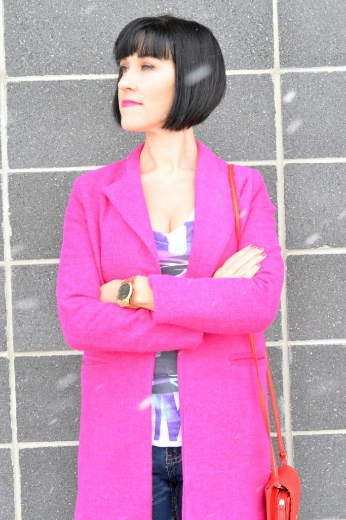 Hot Pink Coat (6)