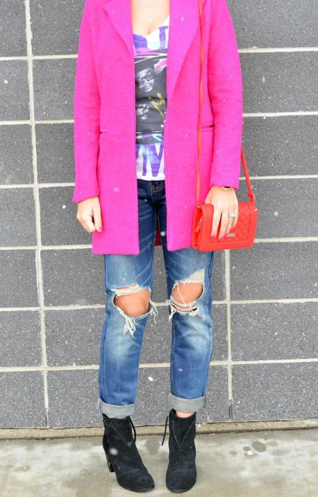Hot Pink Coat (8)