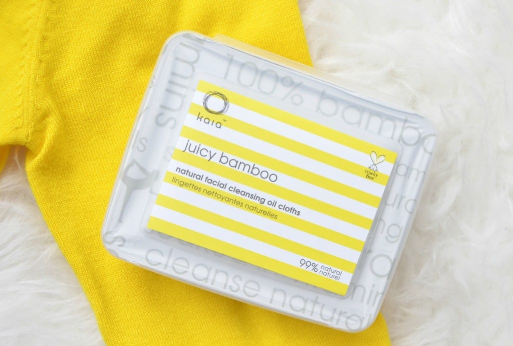 Natural Facial Cleansing Cloths