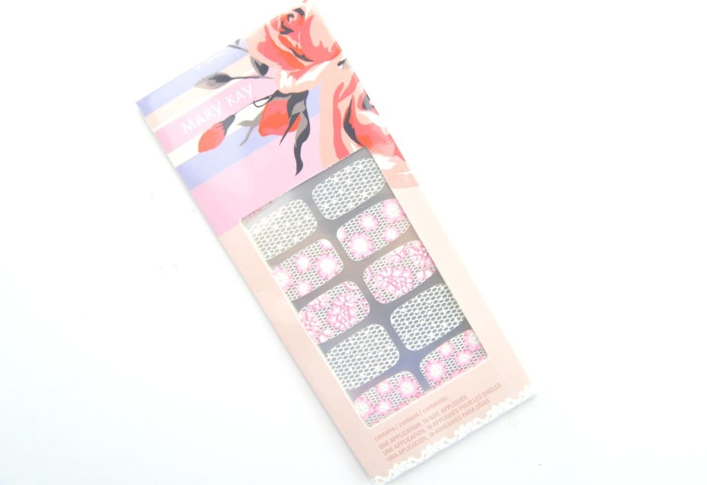 Mary Kay Limited Edition Into The Garden Nail Appliqués