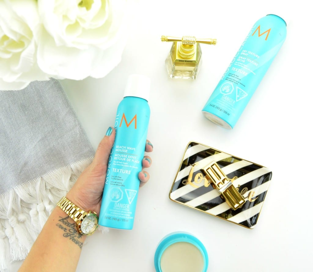 New Moroccanoil Products for Spring 2016