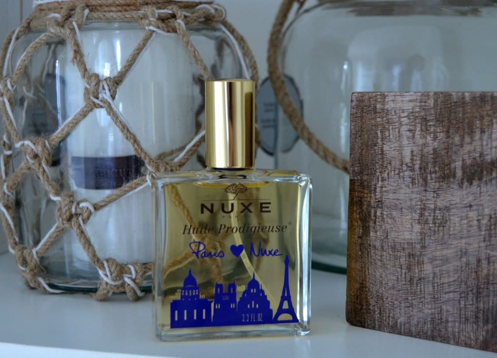 Nuxe Huile Prodigieuse Limited Edition Paris Oil