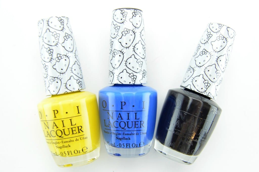 OPI Hello Kitty 2016 Collection (6)