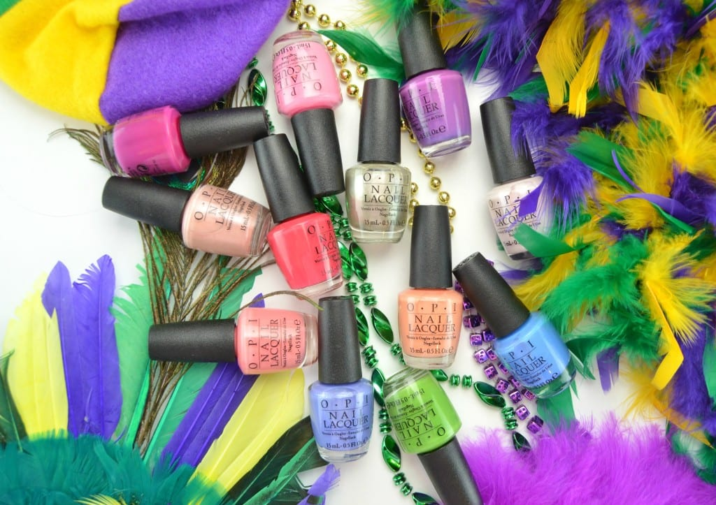 OPI New Orleans review