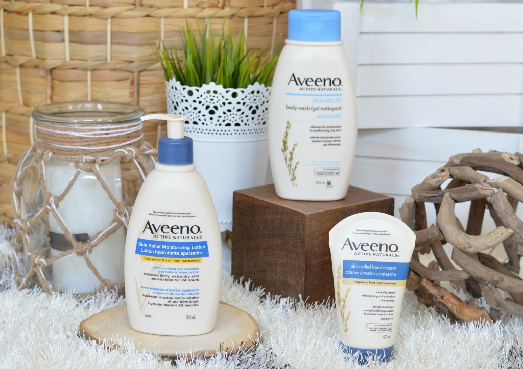 Aveeno Skin Relief Collection