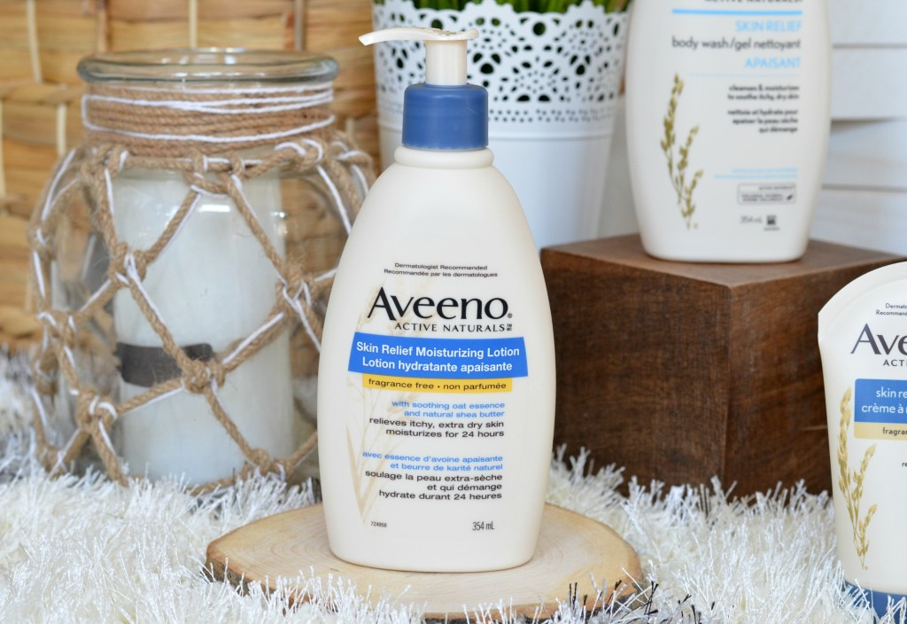 Aveeno Skin Relief Moisturizing Lotion