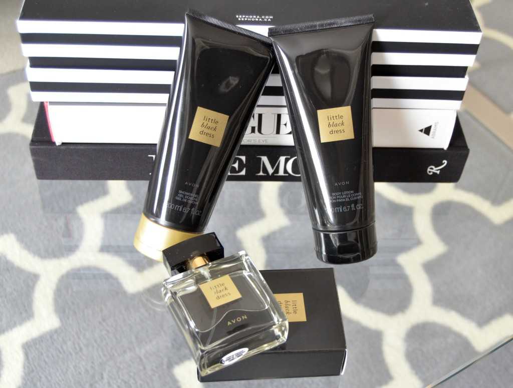 Avon Little Black Dress fragrance review