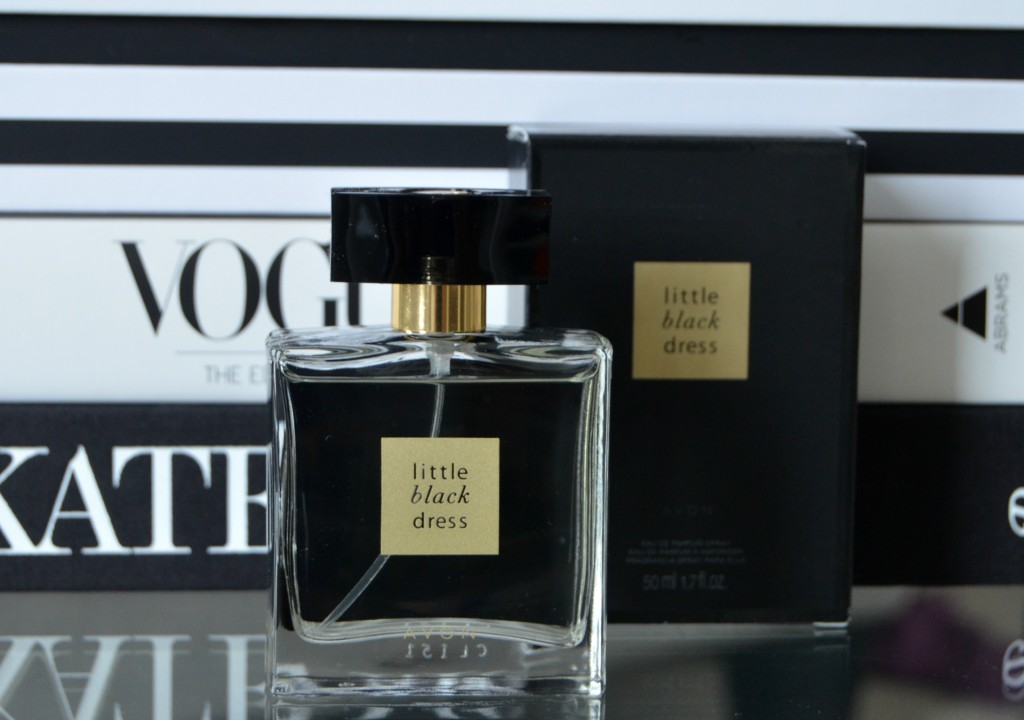 Avon Little Black Dress perfume review