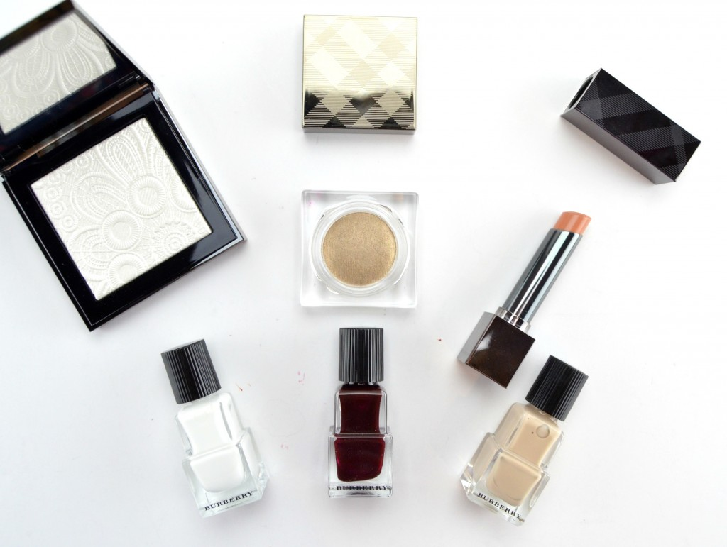 Burberry Spring/Summer 2016 The Functionregalia Makeup Collection Review