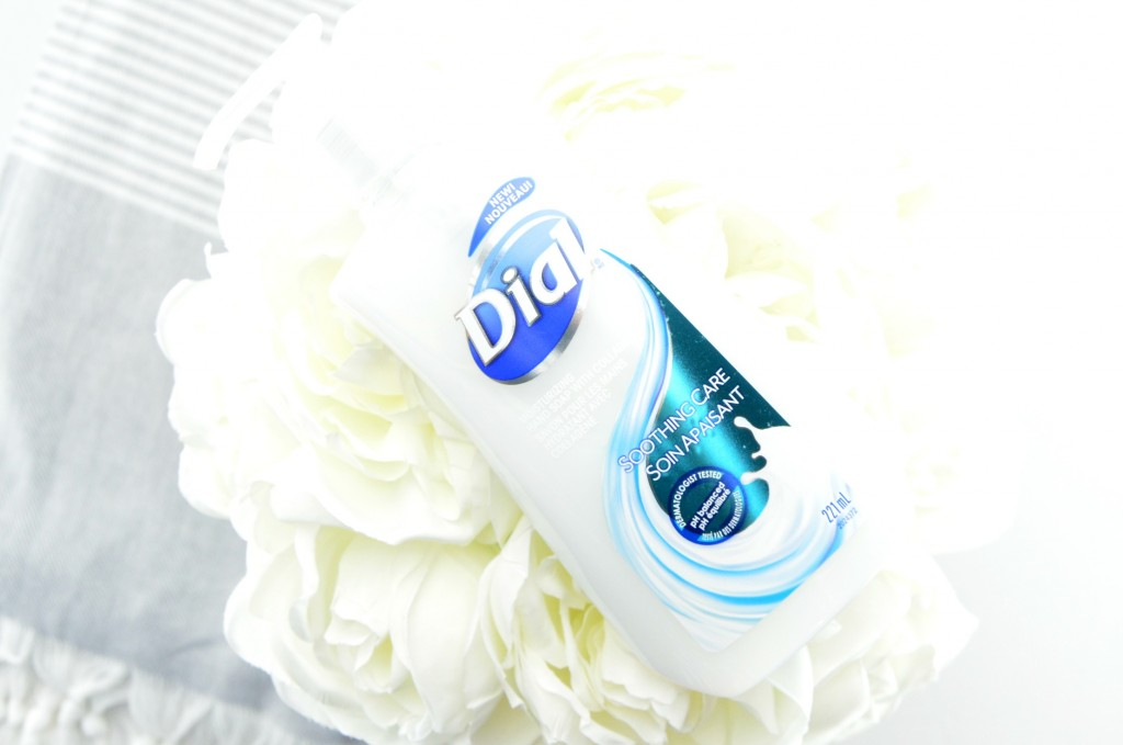 Dial Soothing Care Collection