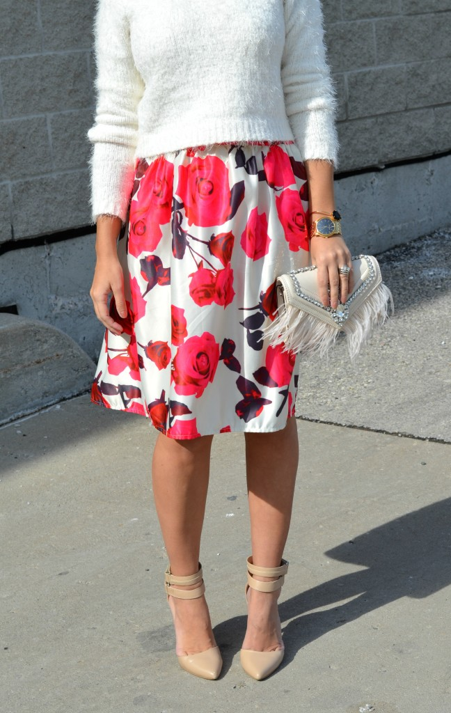 Floral Skirt (8)