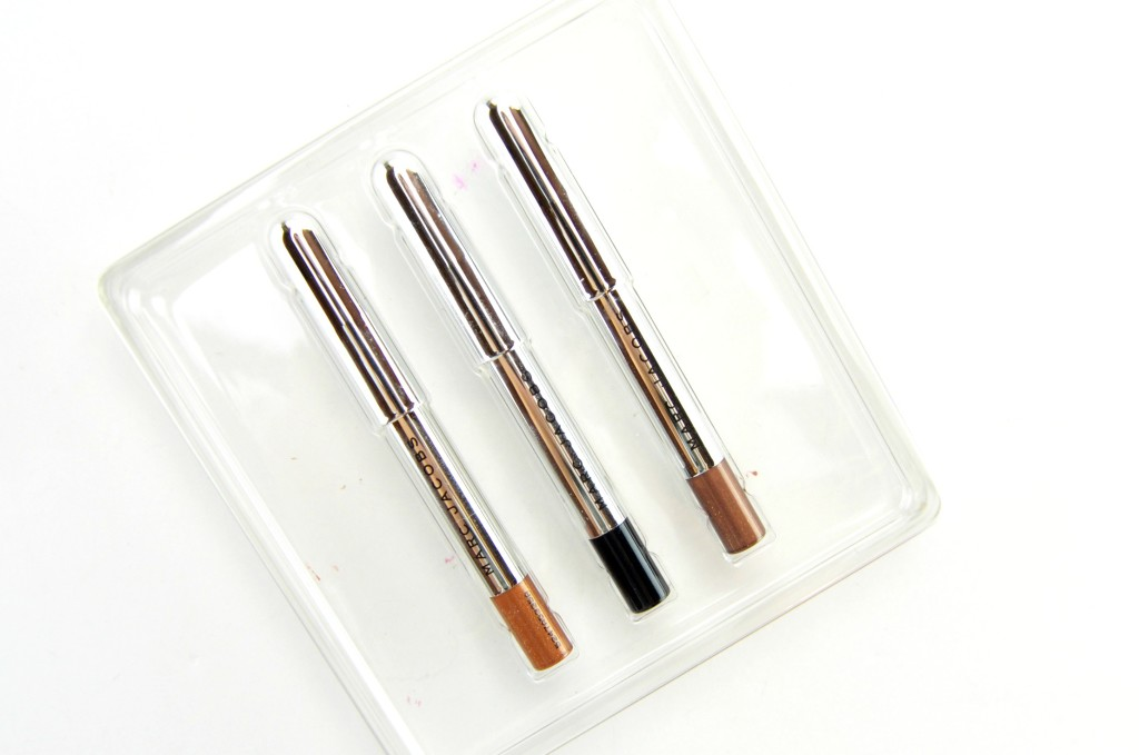 The High Life: Essential Hues 3-Piece Petites Highliner Gel Eye Crayon Set
