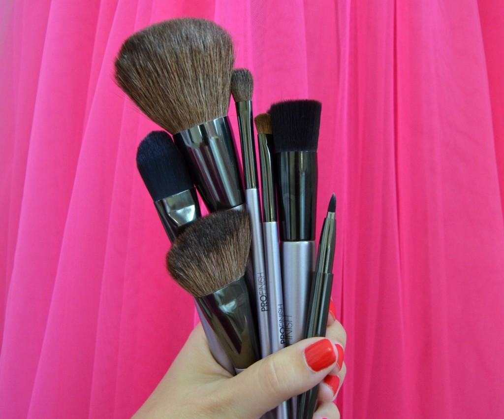ProFinish Make Up Brushes (9)