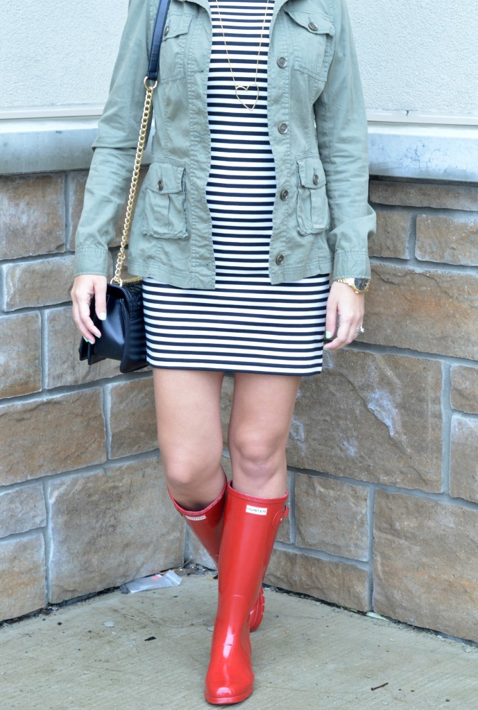 Red Hunter Boots (10)