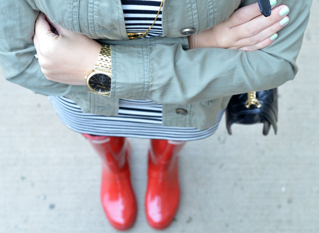 Red Hunter Boots (14)