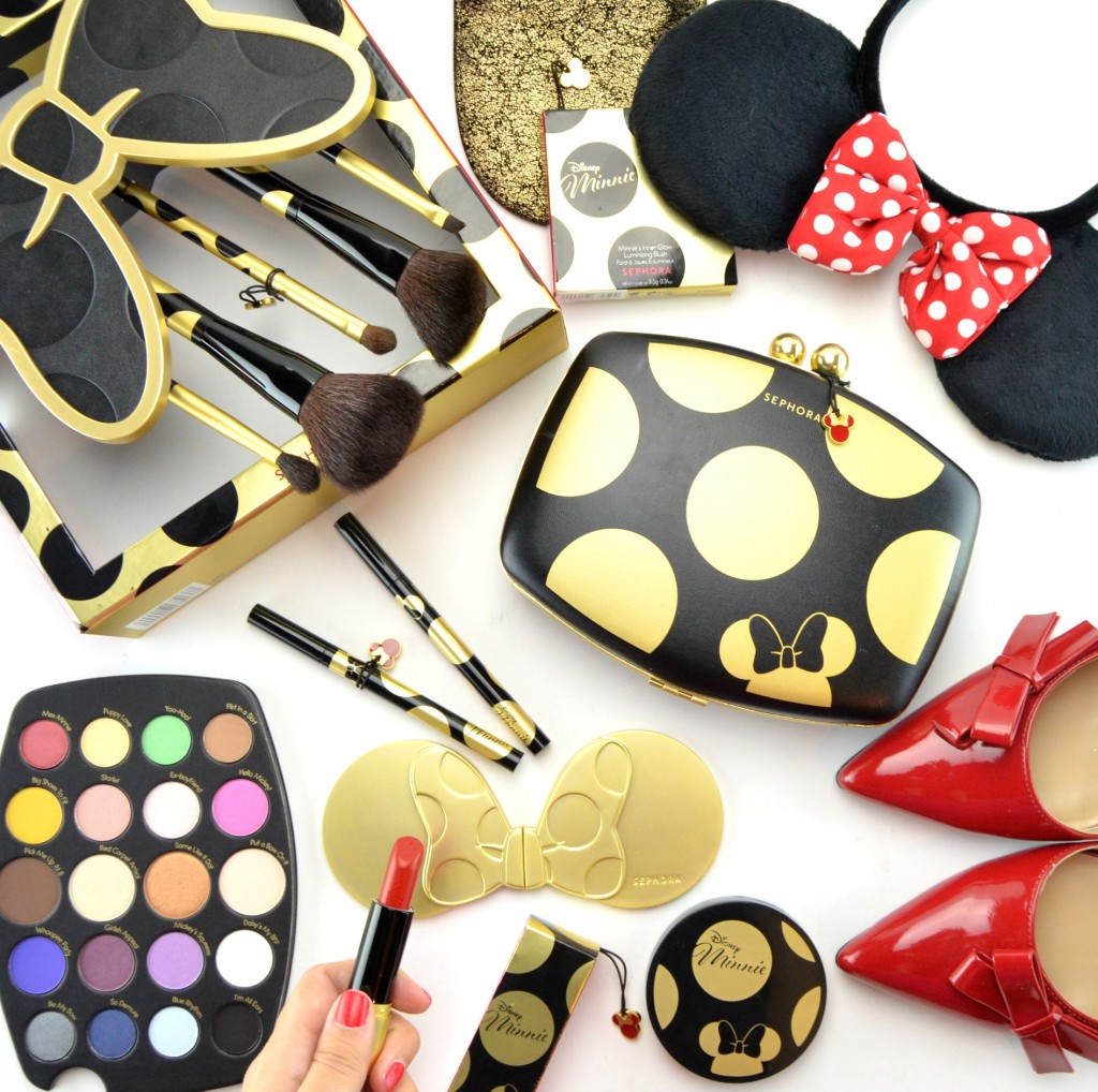 Sephora Minnie Mouse Collection Review