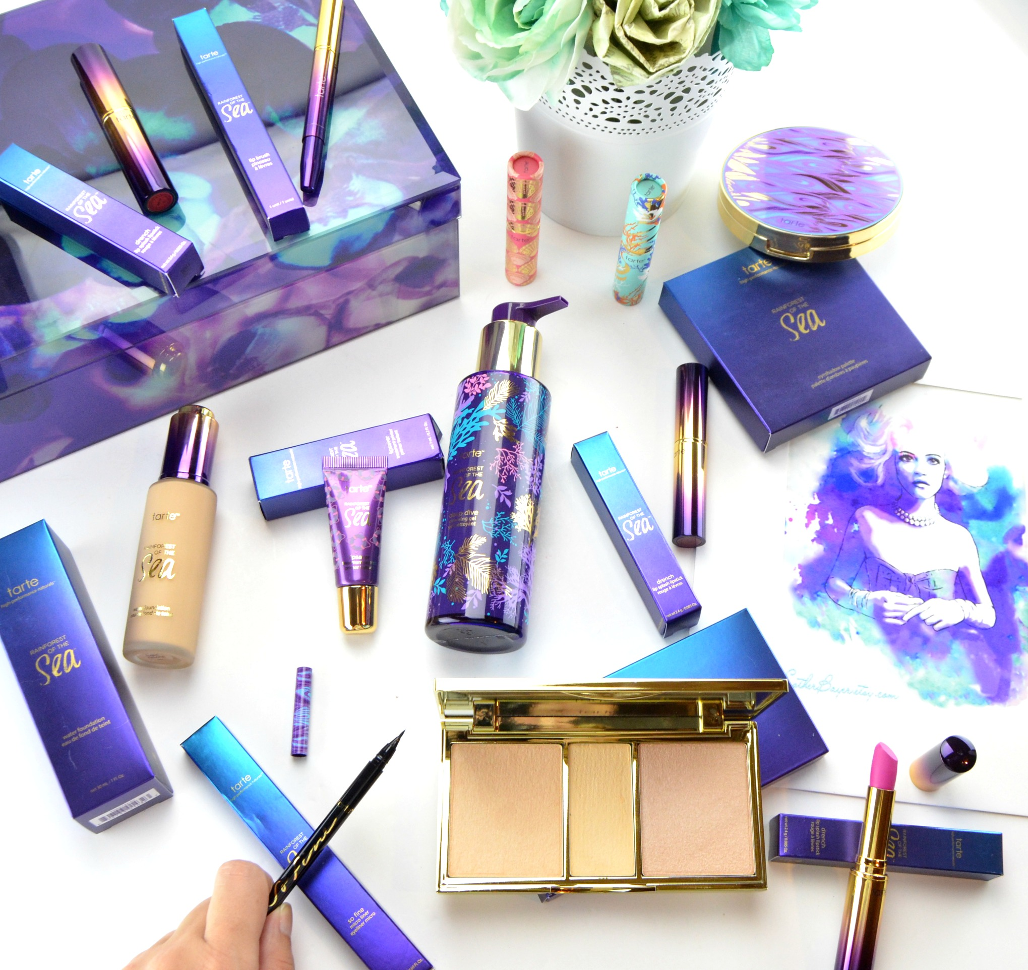 Tarte Rainforest of the Sea Collection (1)