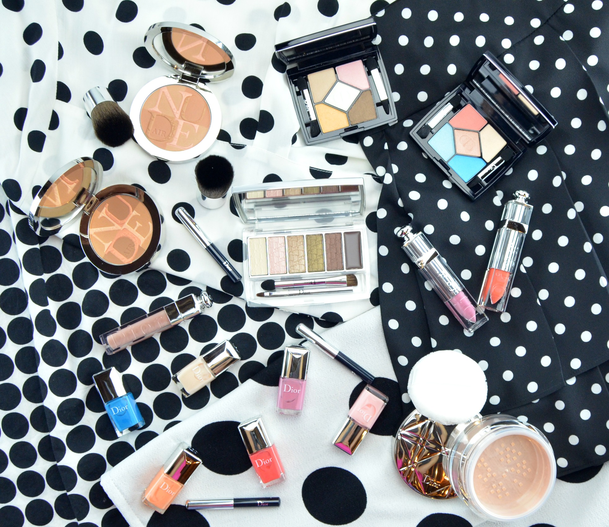 Dior Summer 2016 Milky Dots Collection  (1)