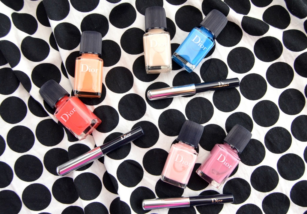 Dior Colour & Dots Manicure Kits