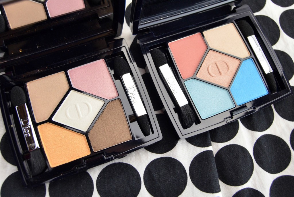 Dior 5 Couleurs Polka Dots Eyeshadow Palette