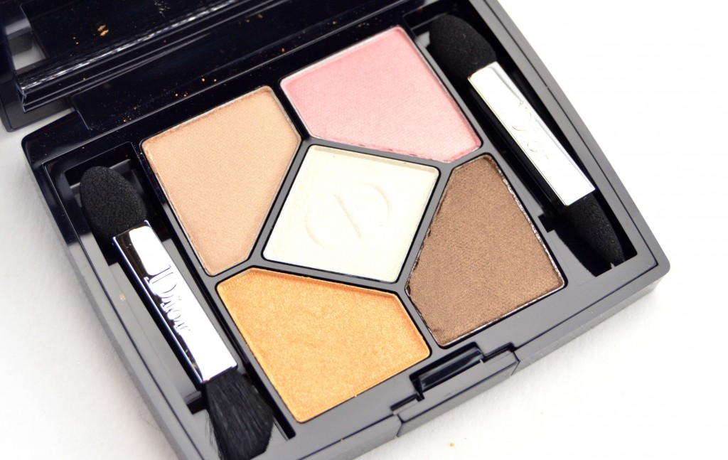 Dior 5 Couleurs Polka Dots Eyeshadow Palette in 536 Escapade