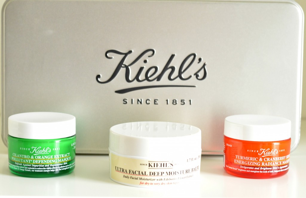 Kiehl's Face Mask  (2)