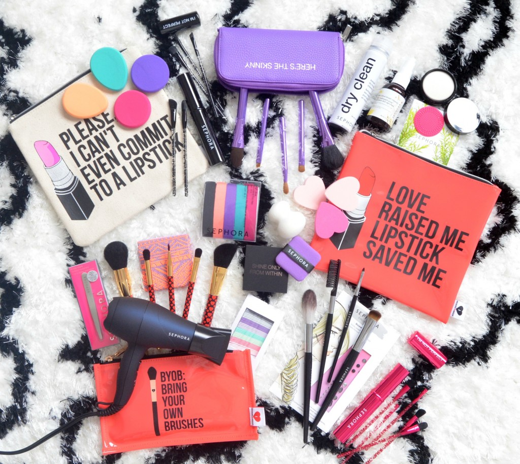Sephora Collection Makeup Brushes, Tools And Accessories for Spring 2016 (1)