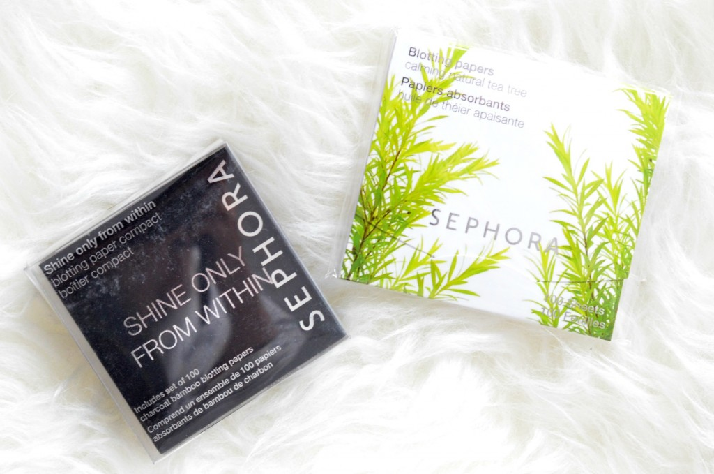 Sephora Collection Shine Only From Within Blotting Paper Compact
