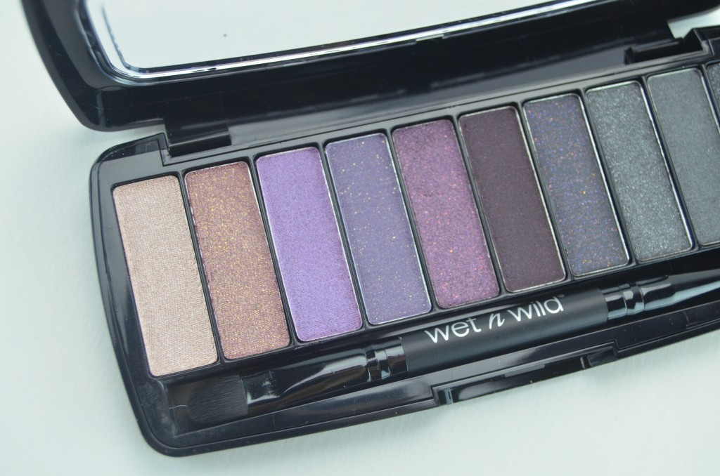 Wet N Wild10-Pan Studio Eyeshadow Palette in Quartz Centre