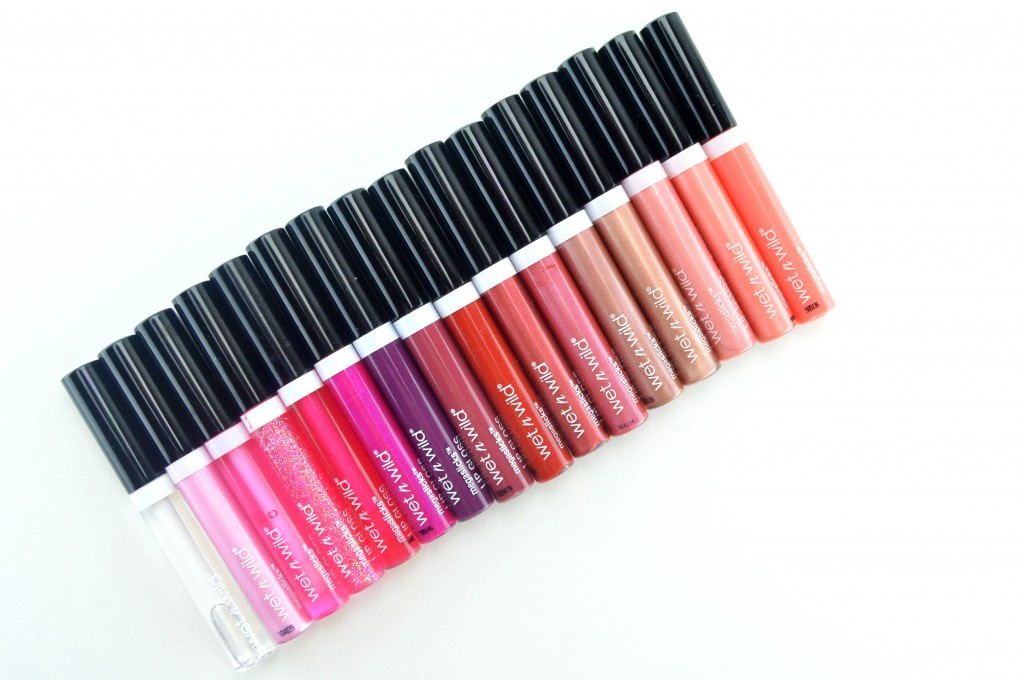 Wet N Wild MegaSlicks Lip Gloss