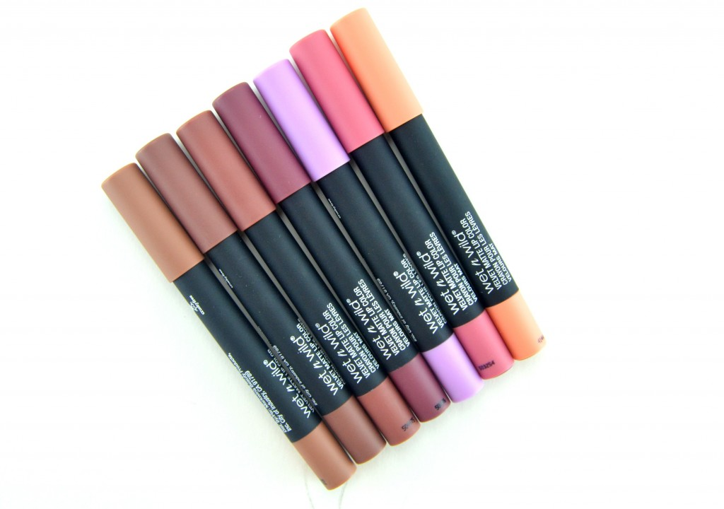 Wet N Wild Naked Protest Velvet Matte Lip Color