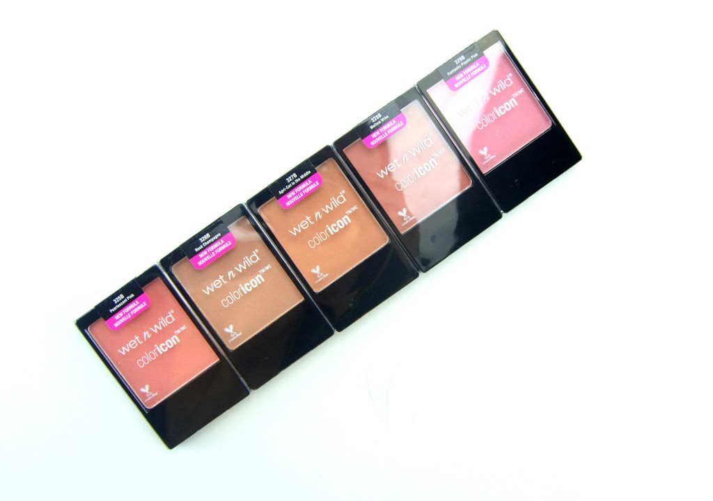 Wet N Wild Color Icon Blush