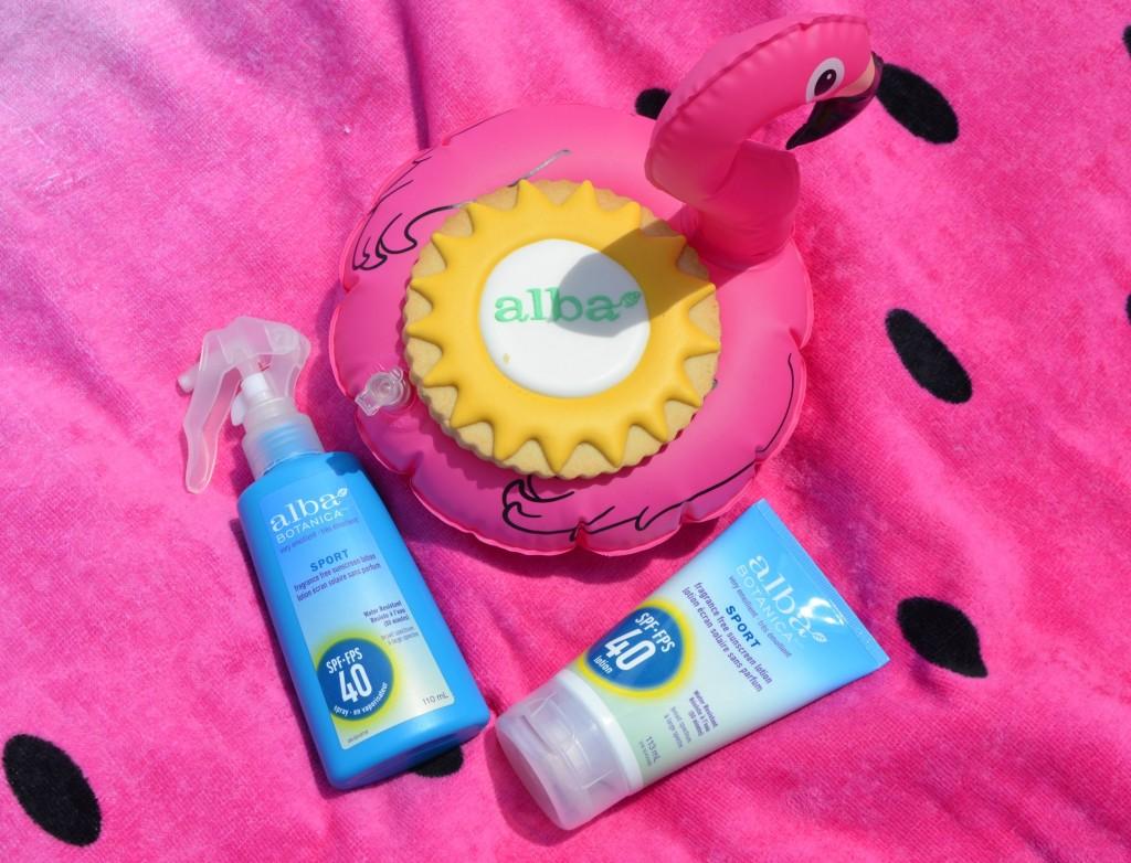 Alba Botanica Sport Sunscreen Lotion