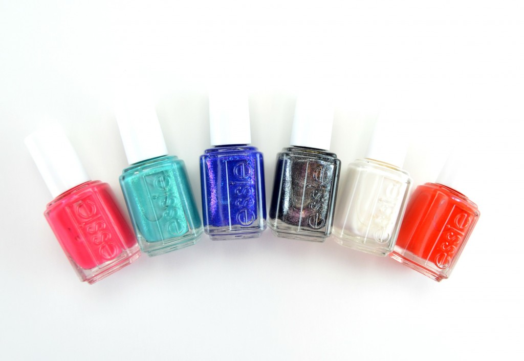 Essie Summer 2016 Collection