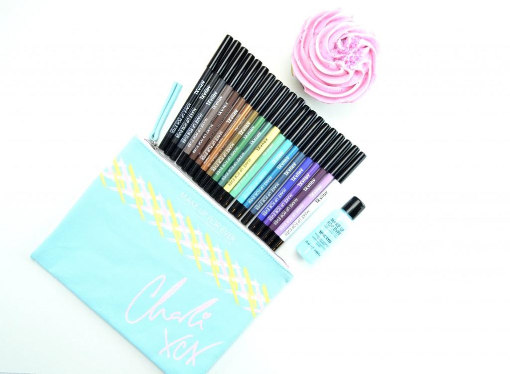 Make Up For Ever Aqua XL Collection Review