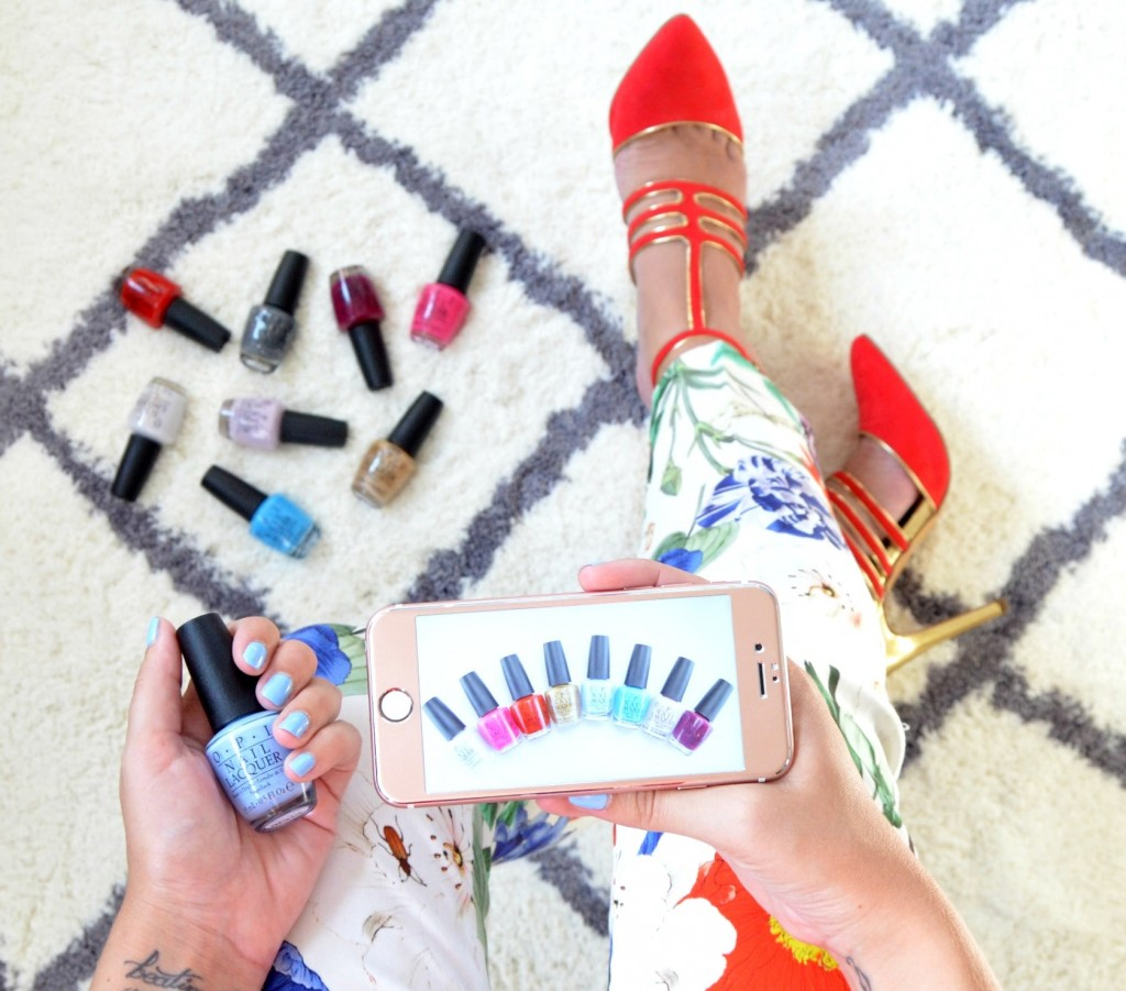 OPI Alice Through The Looking Glass Collection: Brights Collection 2016 Review