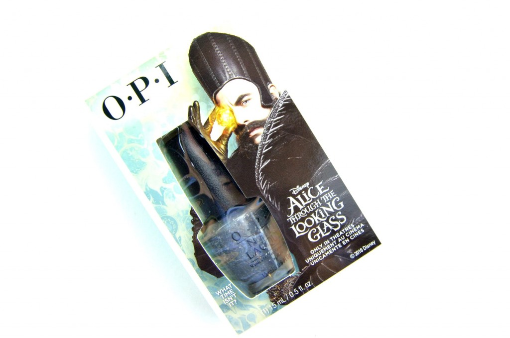 OPI What Time Isn't It?