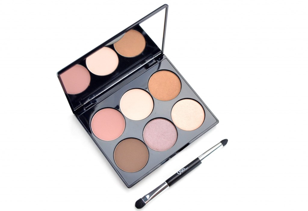 Quo True Hues Eye Shadow Palette