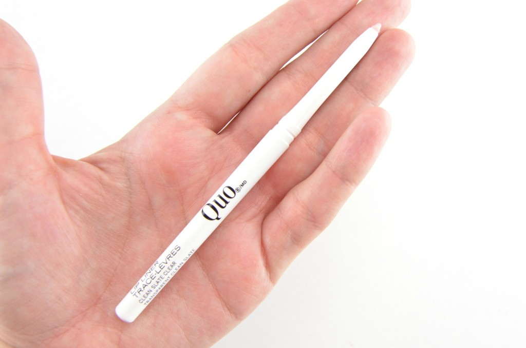 Quo Lip Liner in Clean Slate Clear