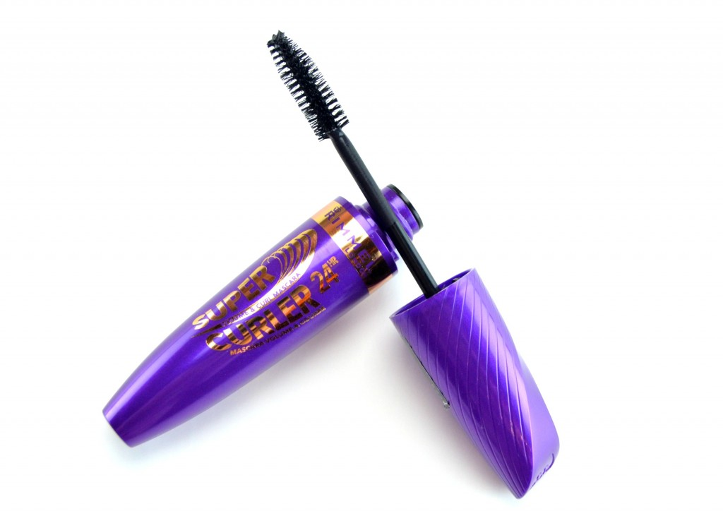 Rimmel 24HR SuperCurler Mascara