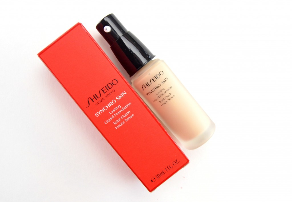 Shiseido Synchro Skin Lasting