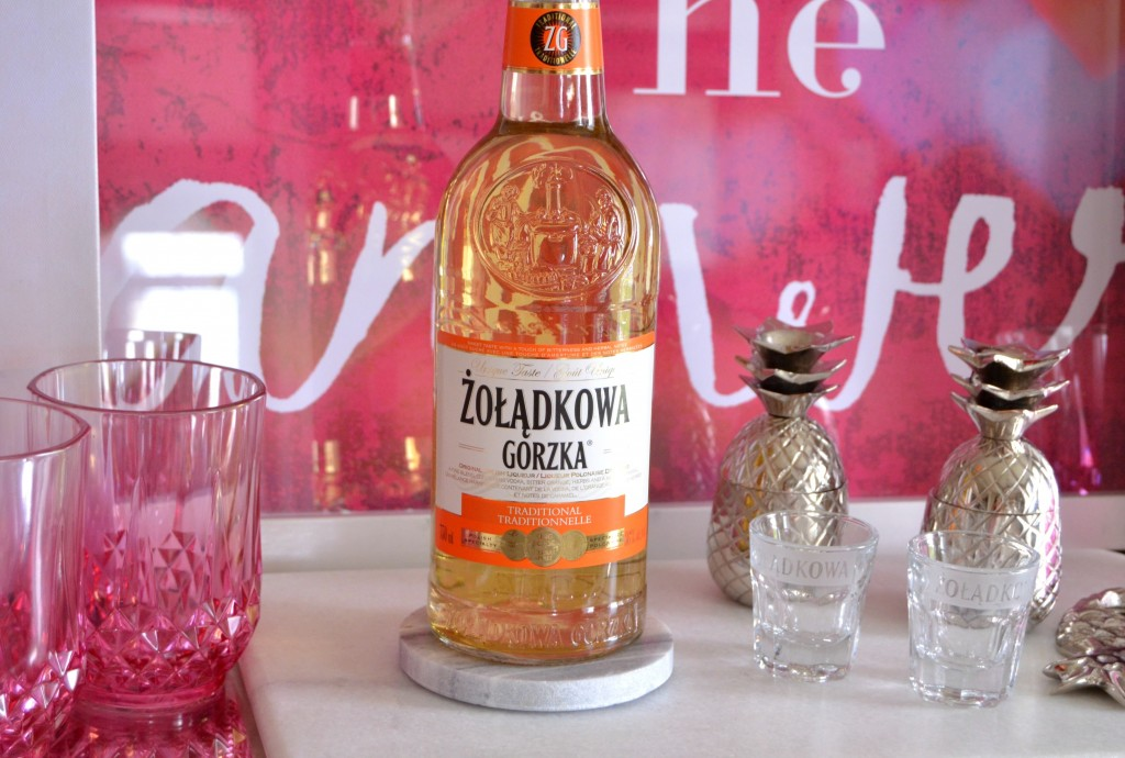 Russians love vodka