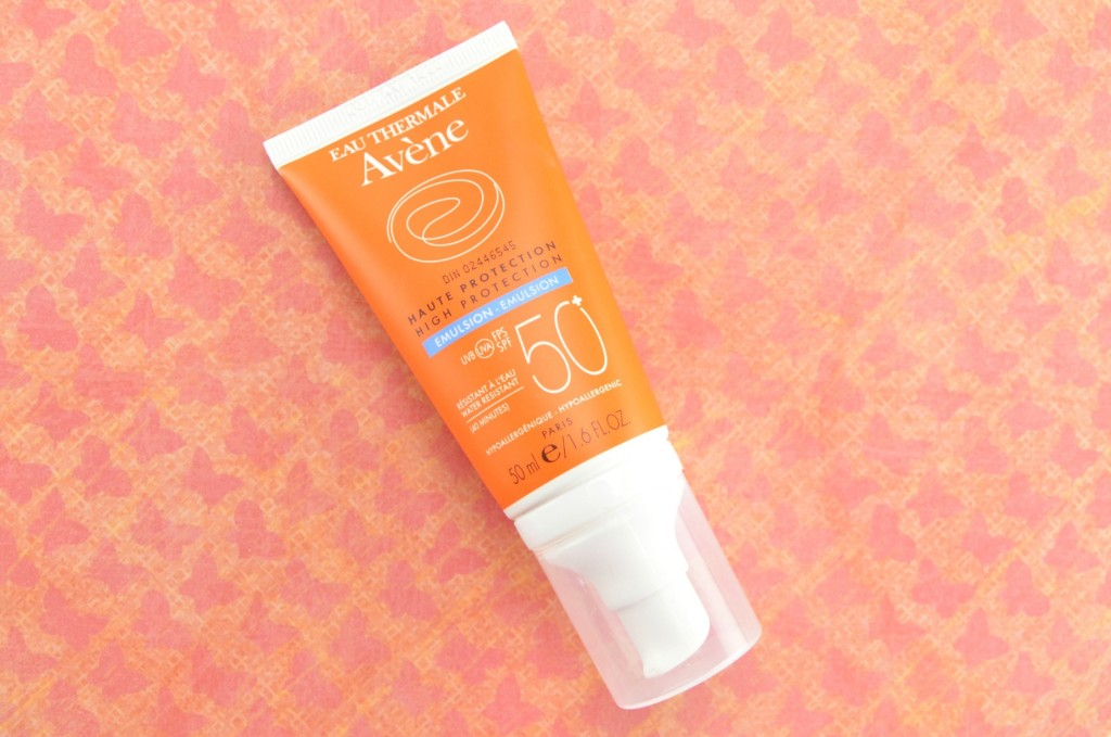 Avène Eau Thermale High Protection Emulsion Face SPF50