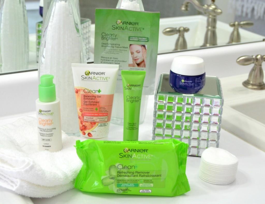 Garnier SkinActive Personalized Skincare Routine