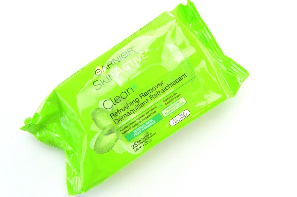 Garnier SkinActive Clean Refreshing Remover Cleansing Towellettes